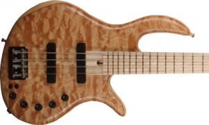 eVolution Gold Series Bolt-On 4-String